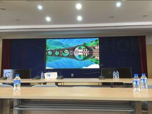 P4 HDの段階のためのフルカラーの屋内か屋外のLED表示