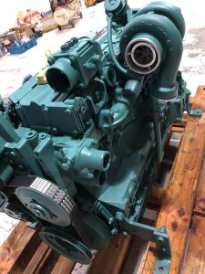 Deutz D6dのディーゼルモーターエンジンEc210 Ec210b Ec210bl