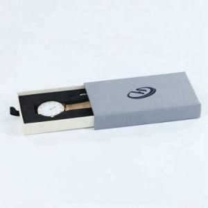 도매 책 모양 최신 각인 로고 마분지 선물 상자 호화스러운 서류상 포장 감시탑