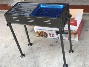 De Hulpmiddelen van de Barbecue van de Grill van de Barbecue van de houtskool, de OpenluchtToebehoren van de Barbecue van de Apparatuur van de Barbecue