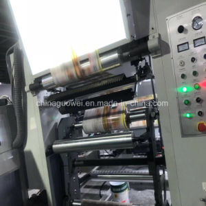 8 Farbe Rotorgavure Drucken-Maschine für Film in 160 Mpm