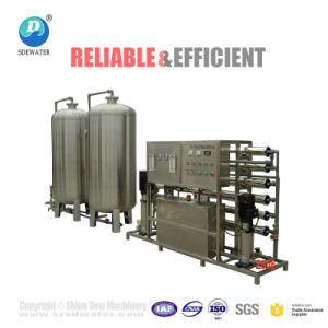 Máquina de purificación de agua de ósmosis inversa.