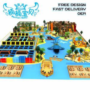 O parque de diversões comercial Reprodução suave playground coberto Equipamentos para Shopping Mall