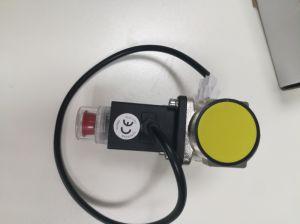 熱い販売のガス警報システムのための天井によって取付けられるガスの漏出探知器