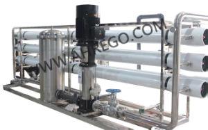 12000L/H de osmose inversa de tratamento de água do sistema RO linha de filtragem