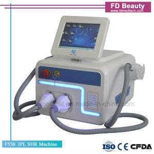 La rimozione portatile dei capelli dell'E-Indicatore luminoso di Shr di uso del salone sceglie strumentazione di bellezza