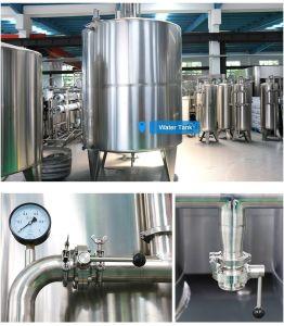 Semi-auto en de volledig-Auto Verpakte Installatie van de Behandeling van het Drinkwater
