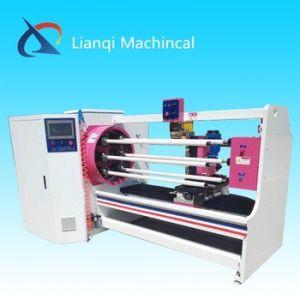 Eixo de seis de alta precisão máquina de corte do rolo de PVC com boa qualidade