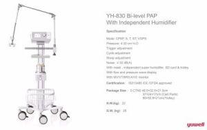 Ventilateur Yuwell YH-830 avec la CE et de la FDA