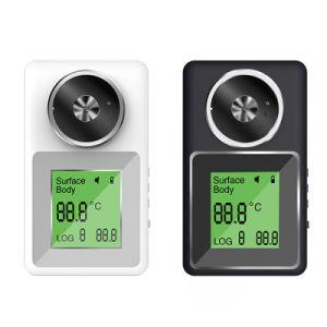K3 Pantalla termómetro por infrarrojos sin contacto de montaje en pared instrumento de medida digital