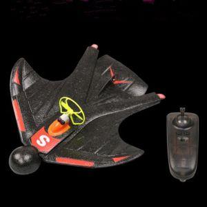 Skywalker rc avión volando con alas hombre 2CH RC Avión avión juguetes para niños regalo