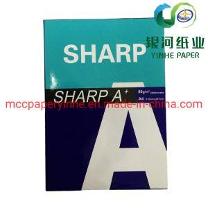 Papel de copia en papel de impresión de 70g 80g para el suministro de oficina