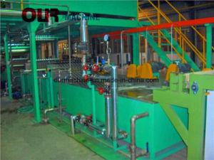 Automatiのアルミニウムコイルの前処理を用いるWindows陰のための液体のコーティングライン