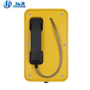 Многофункциональный водонепроницаемый подземных огнеупорный Paga Погодостойкий телефон экстренной связи