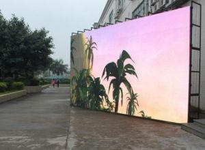 Commerce de gros P8 Outdoor pleine couleur Affichage LED de contrôle de puits