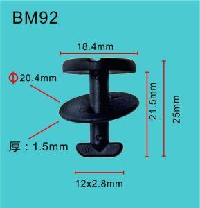 Selbstersatzteil-Auto-Plastikclip-Gebrauch für BMW