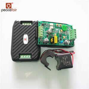 2018 новых однофазного переменного тока RS485 Электрический амперметр вольтметр (PZEM-016 с раздельными КТ)