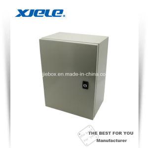 벽 전기 배급 상자