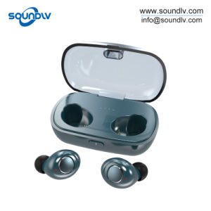 Diseño de Mini Bluetooths caliente la venta de auriculares inalámbricos auriculares impermeables, Tws