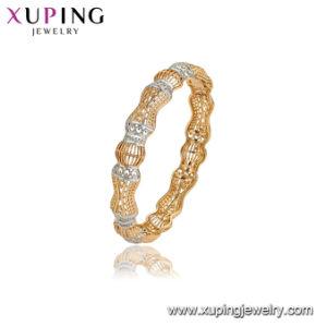 方法Xupingの3の高貴な多色刷りの模造宝石類の腕輪-黄銅および合金の石造りカラー