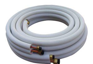 空気調節のためのゴム製泡の絶縁材の管か管