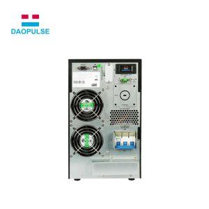 Phase unique de gros 10 kVA UPS online haute fréquence Application de sécurité Onde sinusoïdale pure 220/230/240VCA