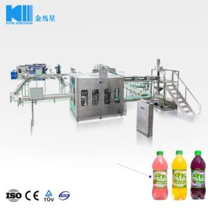 Dispositivo per l'impaccettamento del succo di frutta ed impianto di lavorazione