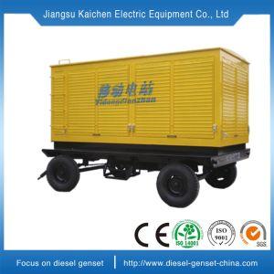 Beste Preis-Stumm-bewegliche Industrie-elektrischer Strom 30 KVA-Diesel-Generator