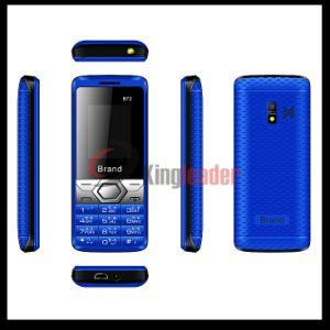 1.77  telefoni doppi inferiori delle cellule di Spreadtrum SIM GSM di pollice con Bluetooth & FM (B72)