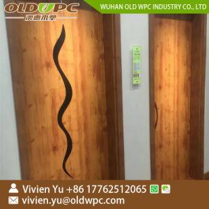 Portello di legno di plastica del PVC del verro WPC della segatura che fa macchina