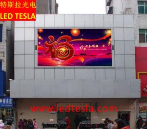 Outdoor P6 pleine couleur vidéo pour la publicité de l'écran à affichage LED