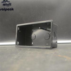 Металлическая распределительная коробка восьмиугольные окна электрический разъем в стену .