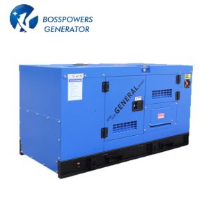 50Hz 146 kw 183 kVA Water-Cooling canópia insonorizada silenciosa Powered by Lovol Grupo Gerador Diesel Grupo Gerador Diesel Alternador