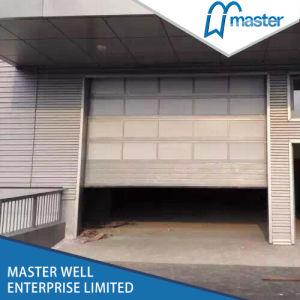 マスターの健康な部門別のガレージの自動ドアの高品質