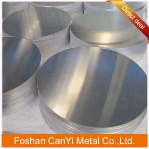Círculo de folha de alumínio e bolacha 1050, 1100, 3003