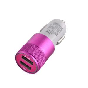 Двойной порт USB красочные зарядки телефона