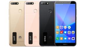 5.7 Huawei desfrutar de 8e 3GB/32GB ID da face de Impressões Digitais Smart Phone