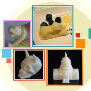 Nuevo diseño Wiiboox precio de fábrica de Chocolate de varios materiales impresora 3D.