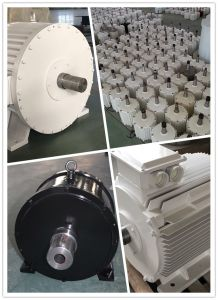 Ffl-10kw/250rpm/DC240V Dauermagnetdrehstromgenerator (PMG/PMA/Hydro)