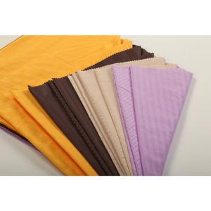 衣服ファブリックのための100%年のポリエステル繭紬