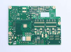 PCB de lado duplo automático com ouro de imersão (OLDQ RoHS28)