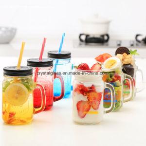 Nahrungsmittelgrad-Glasbier-trinkender Becher