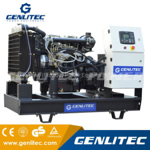 Châssis ouvert d'alimentation Genlitec 12kw/15KVA Diesel Generator avec la Chine moteur moteur Yangdong de haute qualité