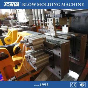 点滴器の放出の油圧ブロー形成機械のため