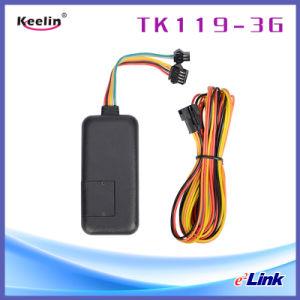3G de seguimiento GPS para coche con funciones de G-Sensor para la gestión de flotas Tk119-3g