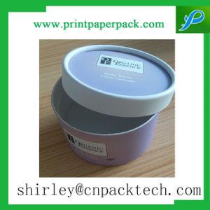 음식 급료는 원통 모양 Skincare/화장품/상자를 포장하는 향수 선물을 예약했다