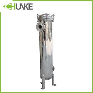 De industriële Filter van het Water van het Type van Zak van het Roestvrij staal voor de Behandeling van het Water