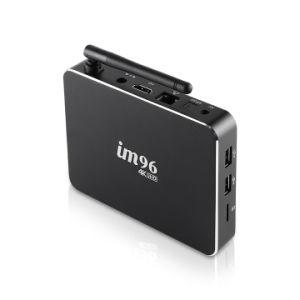 Mini Android 7.1.2 телевизор в салоне с IPTV Amlogic S905W стружки 1 ГБ ОЗУ+8ГБ ROM Smart Media Player