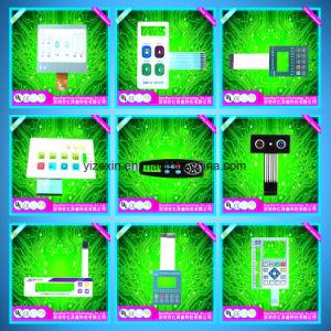 Interruttore di membrana Non-Tattile Adhesives-3m delle strumentazioni di telecomunicazione