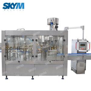 A Nigéria Project 2000bph máquina de enchimento de água mineral fábrica de engarrafamento